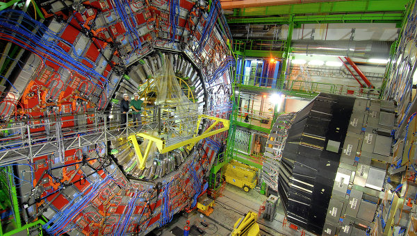 Хорек на две недели вывел из строя Большой адронный коллайдер