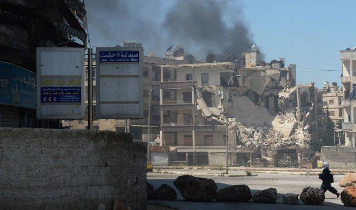 Террористы «Джебхат ан-Нусра» обстреляли роддом ижилые кварталы вАлеппо