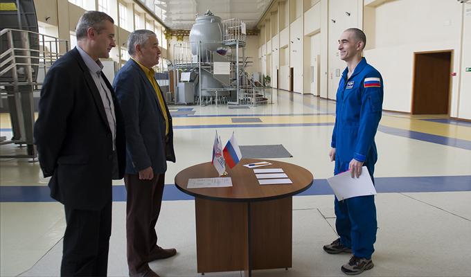 Иркутянин Анатолий Иванишин отправится в космос 24 июня