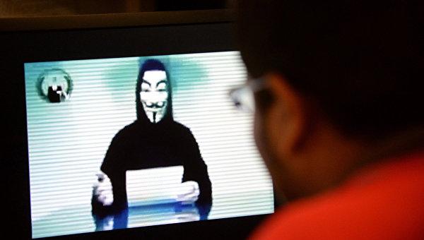 Хакеры изAnonymous пообещали атаковать Центробанки повсему миру
