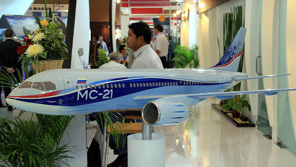 Танзания планирует закупать самолеты МС-21, выпускаемые на Иркутском авиазаводе
