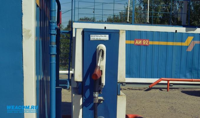 В России начался сезонный рост цен на бензин