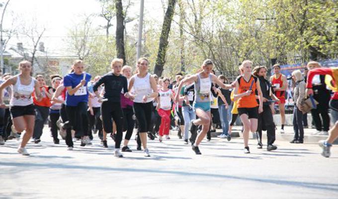В Иркутске 13 мая пройдет 80-я открытая легкоатлетическая эстафета