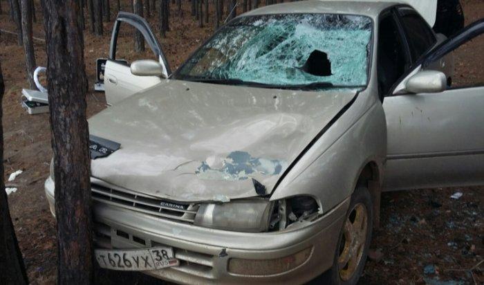 В Усть-Уде задержан водитель, сбивший пешехода и скрывшийся с места ДТП