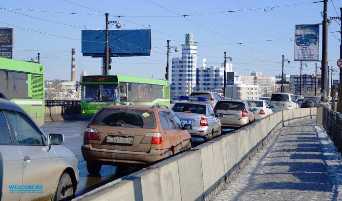 9 мая в Иркутске изменится схема движения общественного транспорта