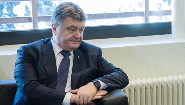 Петр Порошенко призвал Евросоюз усилить санкции против России