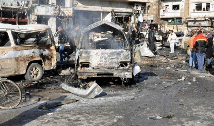 Навостоке Ирака взорвался автомобиль