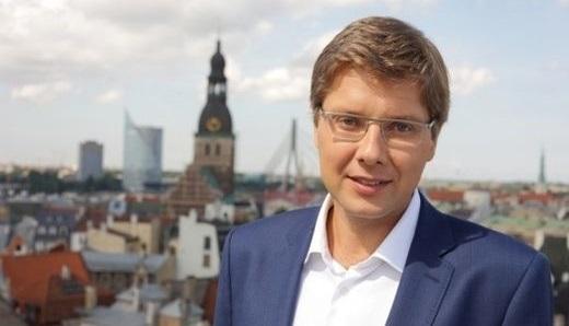 Мэр Риги назвал День Победы латвийским праздником