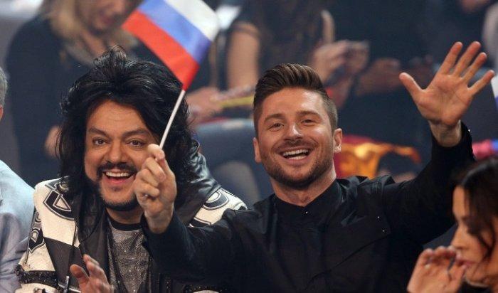 Сергей Лазарев вышел вфинал «Евровидения»