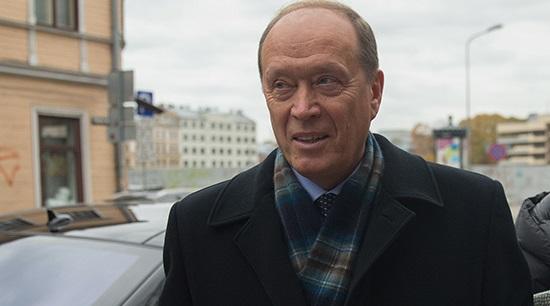 Посол России вызван вМИД Латвии из-за высказываний вСМИ