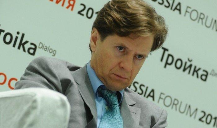 Московский суд наложил арест набританский замок экс-банкира Андрея Бородина