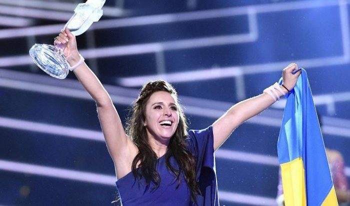 На конкурсе «Евровидение – 2016» победила представительница Украины