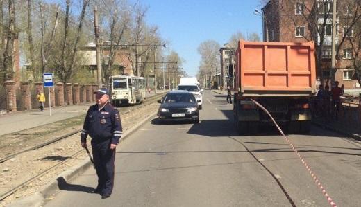 В Иркутске по факту ДТП, в котором погибла 10-летняя девочка, возбудили уголовное дело