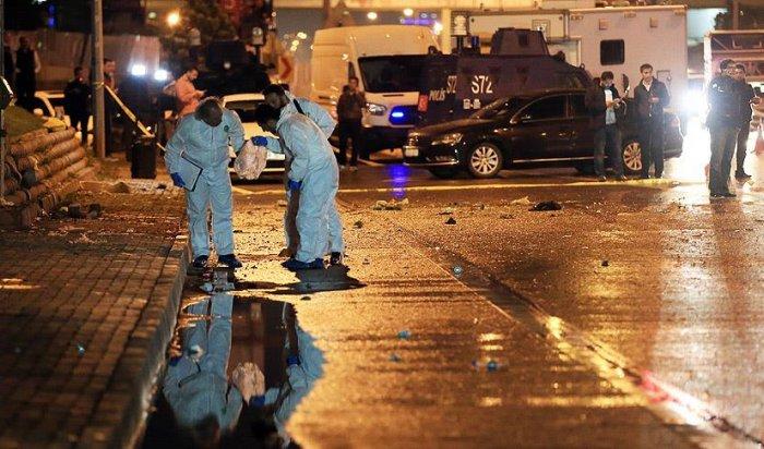 ВСтамбуле прогремел очередной взрыв