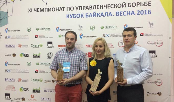 Иркутянка Ирина Судакова завоевала Кубок Байкала поуправленческой борьбе