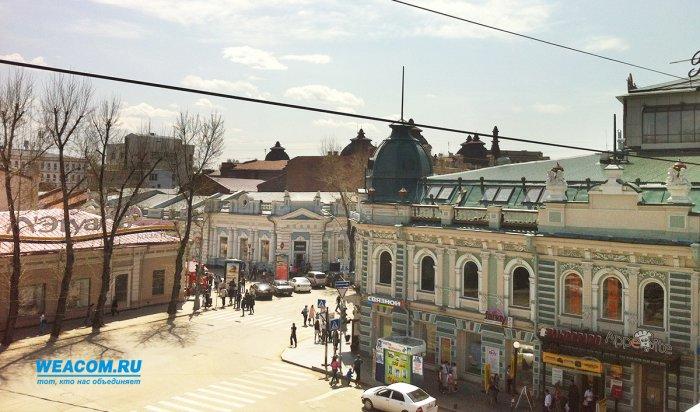В День города в Иркутске состоится проекционное шоу