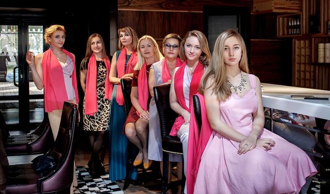 Участницы проекта BLONDY STYLE 2016 посетили закрытую коктейльную вечеринку