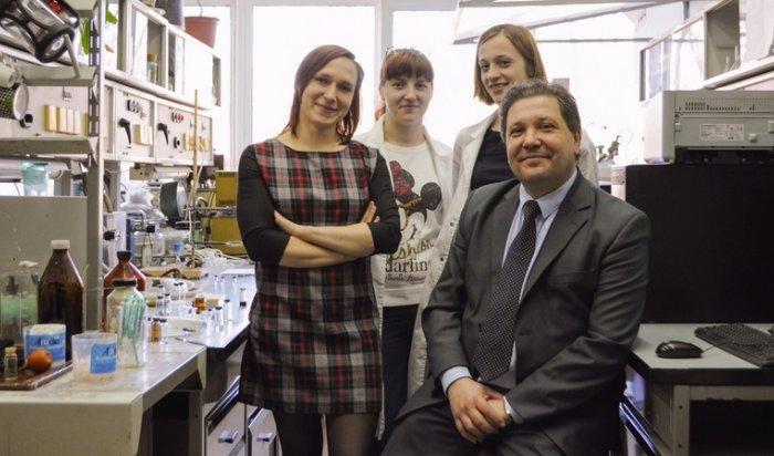 Проект химиков ИГУ получил миллион рублей от  Российского фонда фундаментальных исследований
