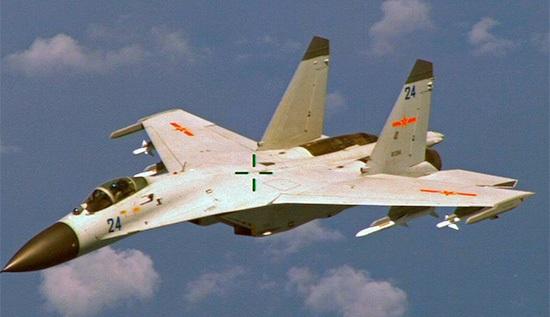 Китайская авиация перехватила самолет-разведчик США над Южно-Китайским морем