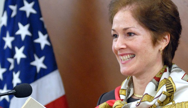 Обама назначил Мари Йованович новым послом наУкраине