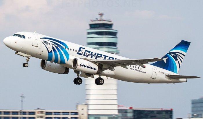 Пассажирский самолет A320, летевший из Парижа в Каир, пропал с экранов радаров