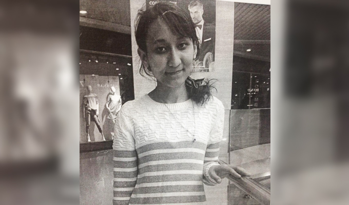 В Иркутске разыскивают без вести пропавшую девушку