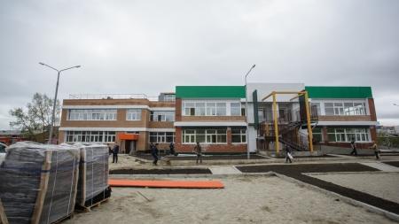 Детские сады №20 и74 вИркутске откроются раньше намеченных сроков