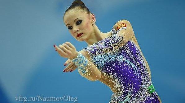 Иркутская гимнастка завоевала пять золотых медалей