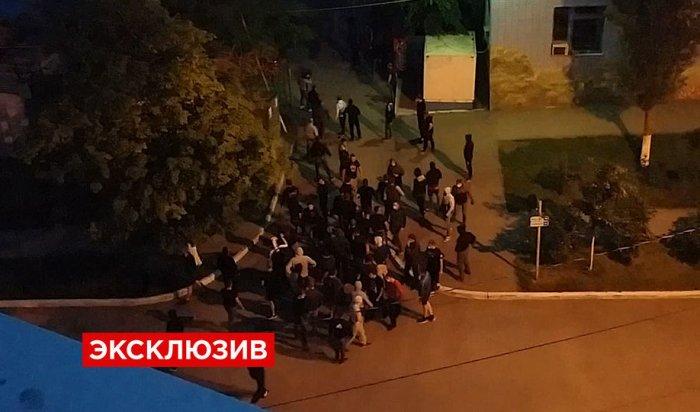 В Ростове-на-Дону футбольные болельщики устроили массовую драку