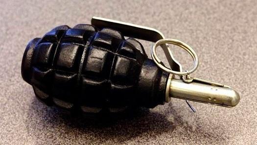 Иркутянин пытался в багаже провезти в Таиланд боевую гранату