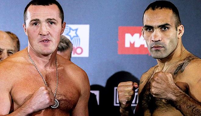 Лебедев нокаутировал Рамиреса ивзял его титул чемпиона IBF