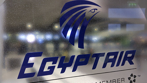 Опубликована запись переговоров экипажа разбившегося самолета EgyptAir