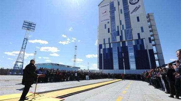 Контрольное управление президента проведёт масштабную проверку «Роскосмоса»