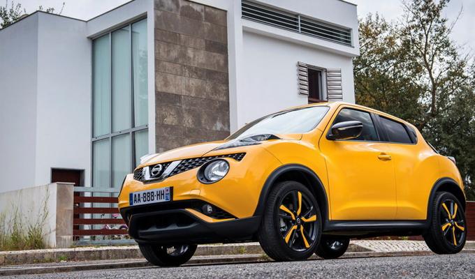 Nissan прекратил поставки кроссоверов Juke иседанов Teana нароссийский рынок