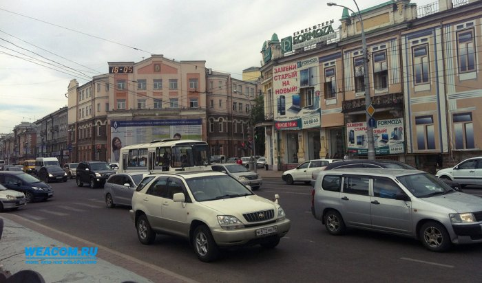 Водители Иркутской области не уступают на дорогах люксовым автомобилям