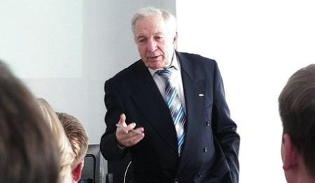 Звание почетного гражданина Иркутска получил ученый Федор Шмидт
