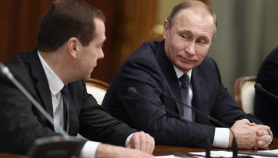 Путин прокомментировал слова Медведева об отсутствии денег на индексацию пенсий
