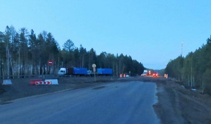 За последние дни в ДТП в Заларинском районе погибли три человека