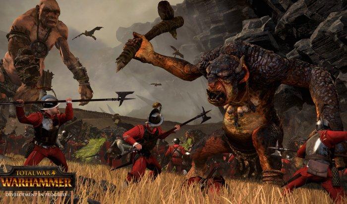 Total War: Warhammer - новая игра от SEGA