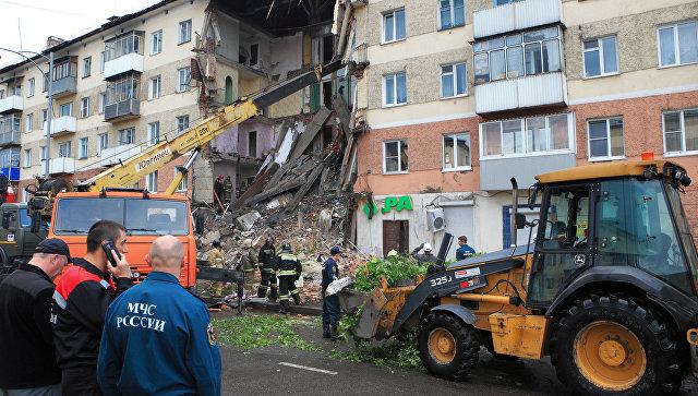 Обрушившийся дом вМеждуреченске восстанавливать небудут