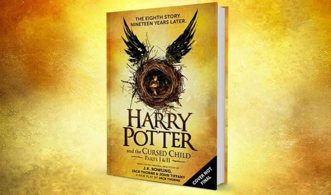 Вноябре вРоссии выйдет новая книга оГарри Поттере