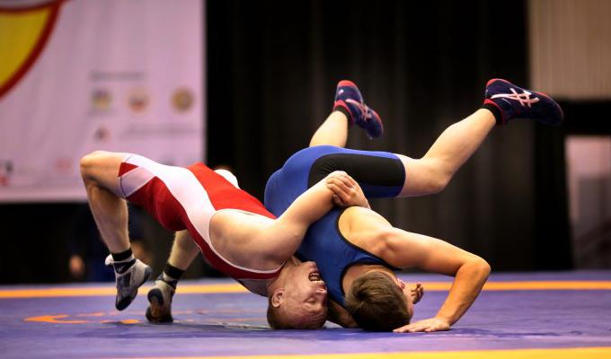 В Иркутской области появился региональный клуб греко-римской борьбы «Олимп»