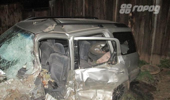 В Братске в результате столкновения двух автомобилей погибла женщина