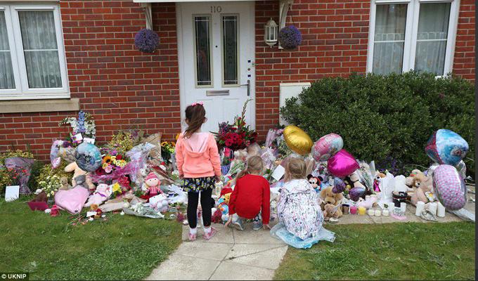 ВАмерике отец утопил 6-летнюю дочь ипокончил жизнь самоубийством