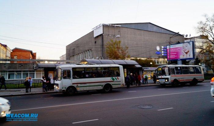 В автопарке Иркутска появились 10 новых автобусов