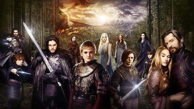 Следующий сезон «Игры престолов» будет короче натри серии