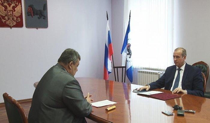 Сергей Левченко: Ангарский завод полимеров откроется после ремонта в начале июля