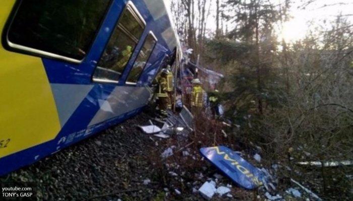 В Бельгии при столкновении поездов погибли три человека