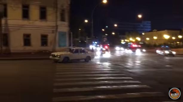 ВИркутске подростки на«Волге» устроили погоню с12экипажами ДПС