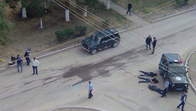 ВКазахстане ликвидированы 13экстремистов